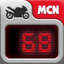 MCN Ride Logger mobile app icon